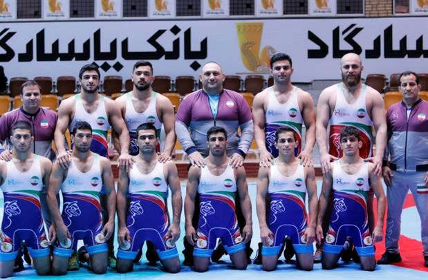 Iranian wrestlers rank 3rd in Senior U23 World Champs
