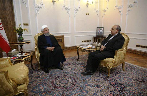 President calls for Iran powerful presence in Olympic Games