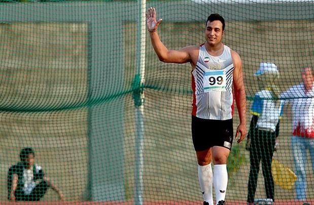 Iran wins gold, silver in Asian Athletics Championships