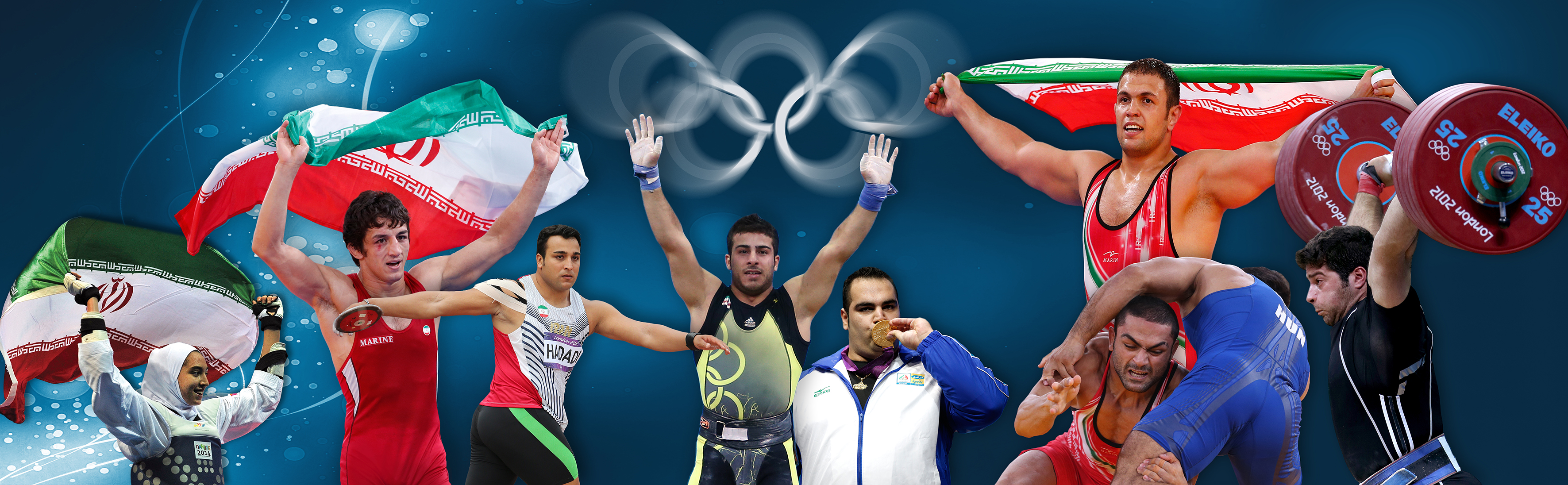 Iran in Olympic Games